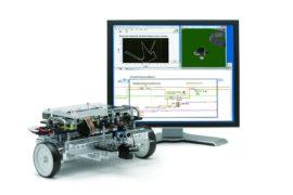 Мастер-класс: LabVIEW – язык робототехники. Разработка робототехнических и встраиваемых систем.