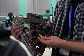 Прикладной курс: Мобильная робототехника на базе платформы myRIO